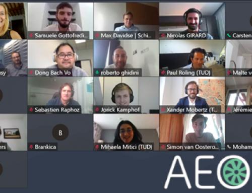 AEON meets the Advisory Board members