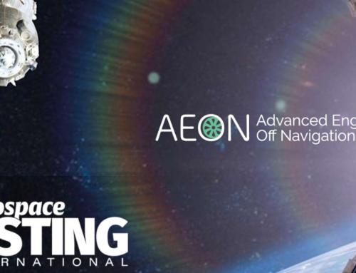 Aerospace Testing International: the AEON greener trajectory